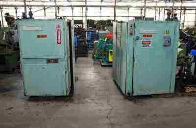 225 KW Inductroweld Welder