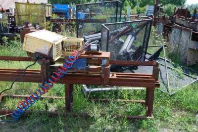 Custom Used Dedimpler Machine
