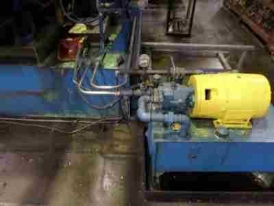 Used Slitting Line Hydraulic Power