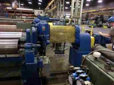 Used Slitting Line for Mild Steel