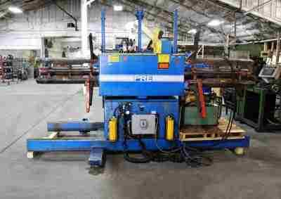6000 lb Press Room Equipment Double Uncoiler
