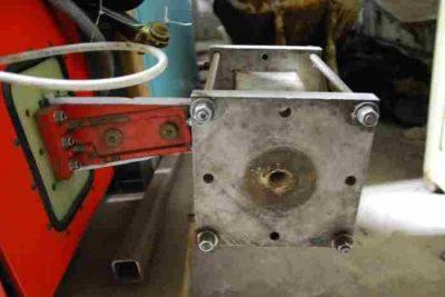 Used 100 KW Termomacchine