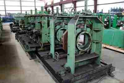 High Frequency Tube Mill Line