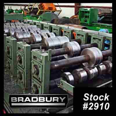 Bradbury Panel Rollformer