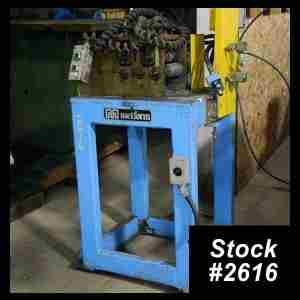 Stock Straightener