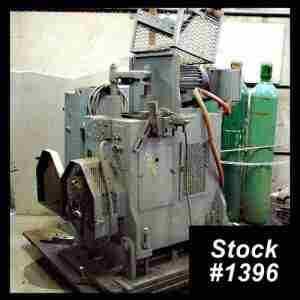 12 Ton Tishken Press