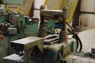 Tishken Cut-Off Press