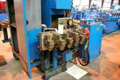 Used Coil End Welder