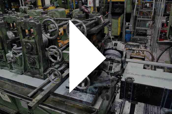 Forming Mill 3XU Tube Mill Line
