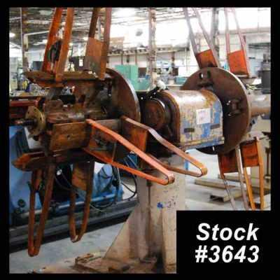 New In Stock Custom Double Uncoiler