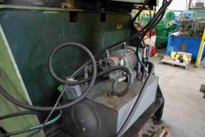 Hydraulic Single Uncoiler