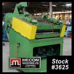 New In Stock Mecon Strip Flattener
