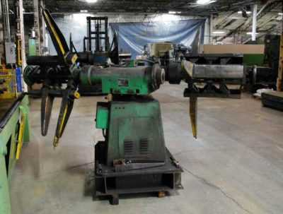 Used CW 500018DR Decoiler