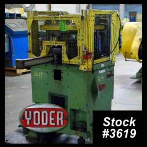 Used Yoder Cut Off Press