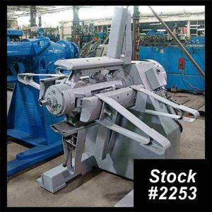 6000 lb single uncoiler