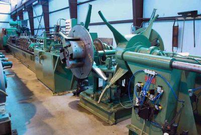 Coil Equipment for Tube Mill