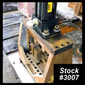 Hydraulic Cut Off Die Set