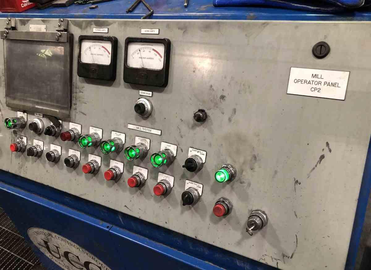 Tube Mill Controls