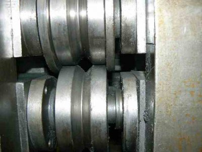 Tube Mill Roll Tooling