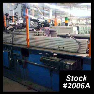 Used CNC Double Cut-Off For Sale