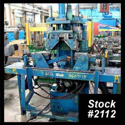 Used Double Tube Bender For Sale