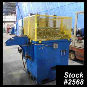 Used Hydraulic Notching Base