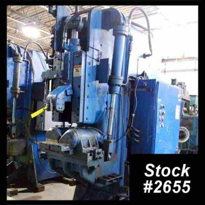 Used Pines Tube Bender For Sale