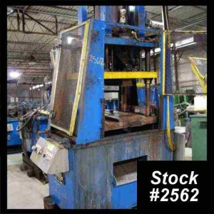 Used Pneumatic Cut-Off Press