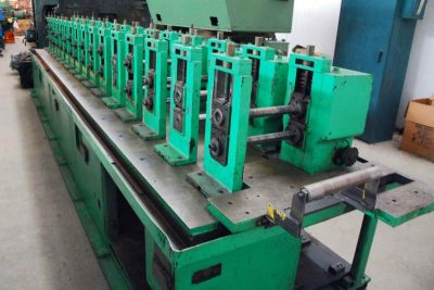 12 Inch Roll Space Used Artos Rollformer