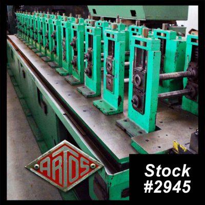 Artos Rollformer For Sale