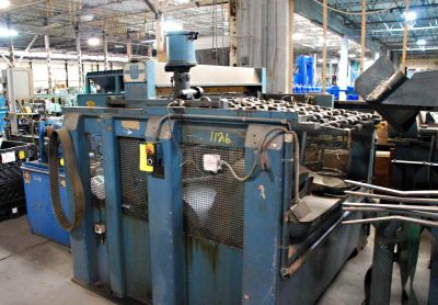 Flying Shear For Cut To Length Line