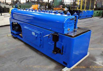HMW Tishken Rollformer 10 HP Motor