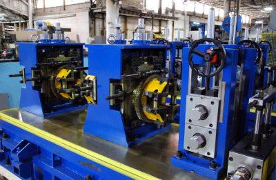 New Tube Mill USA Double Turkshead units