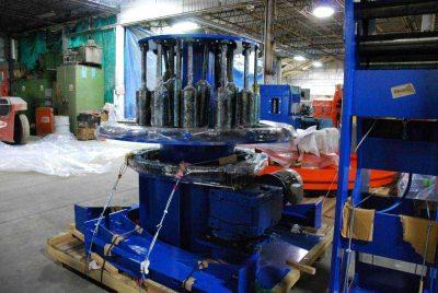 New Tube Mill USA Kent Accumulator
