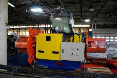 New Tube Mill USA Kent Uncoiler