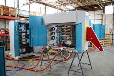 New Tube Mill USA Tube Welder