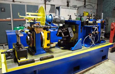 New Tube Mill USA Welding Section