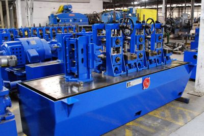 Stainless Steel Tubing Forming Mill