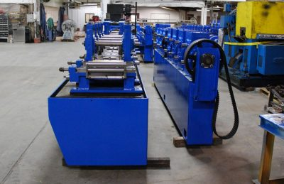 Stainless Steel Tubing Mill Entry