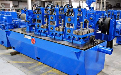 Stainless Steel Tubing Mill Forming