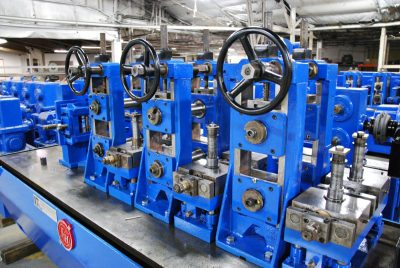 Stainless Steel Tubing Mill Line