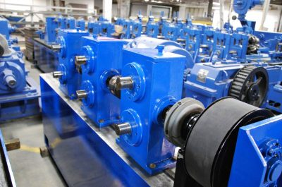 Stainless Steel Tubing Mill Motor Drive