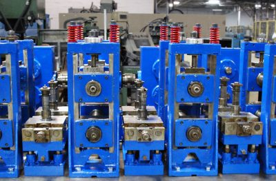 Stainless Steel Tubing Mill Stands