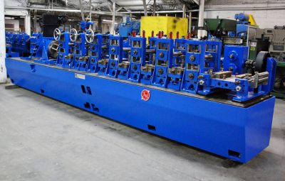 T&H Machine Stainless Steel Tubing Mill