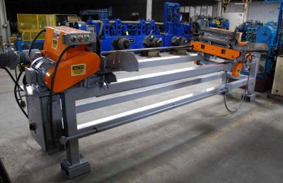 Used Burrmaster 1 Tube Deburrer Machine