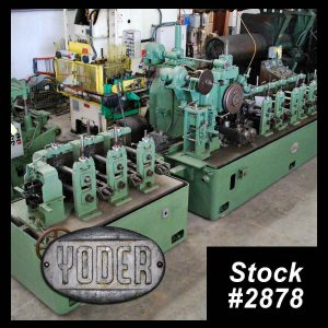 YODER M2 ERW TUBE MILL