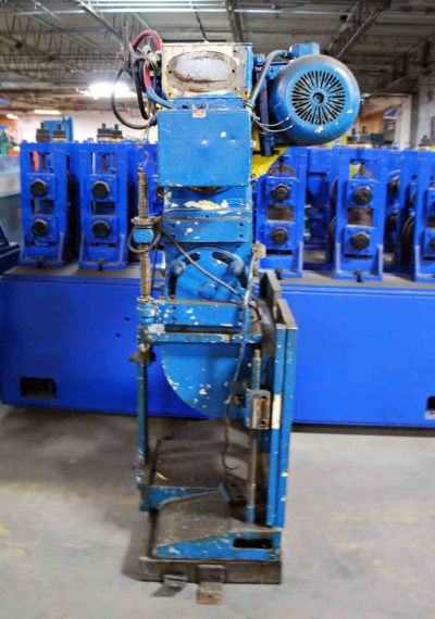 25 Ton Tilting Cut-Off 5 HP Motor