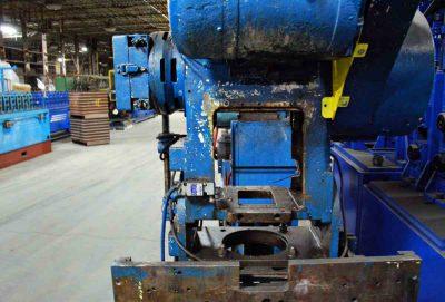 25 Ton Tilting Cut-Off Die Opening