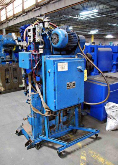 25 Ton Tishken Tilting Cutoff Press