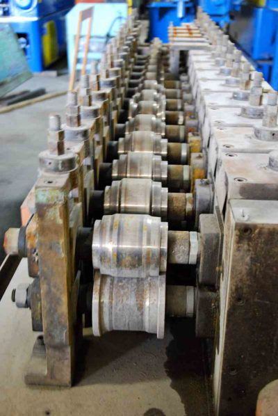 Used Ardcor Roll Former Roll Tooling